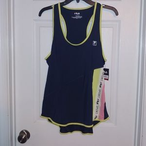 Fila Ladies Tank Top Size z Large